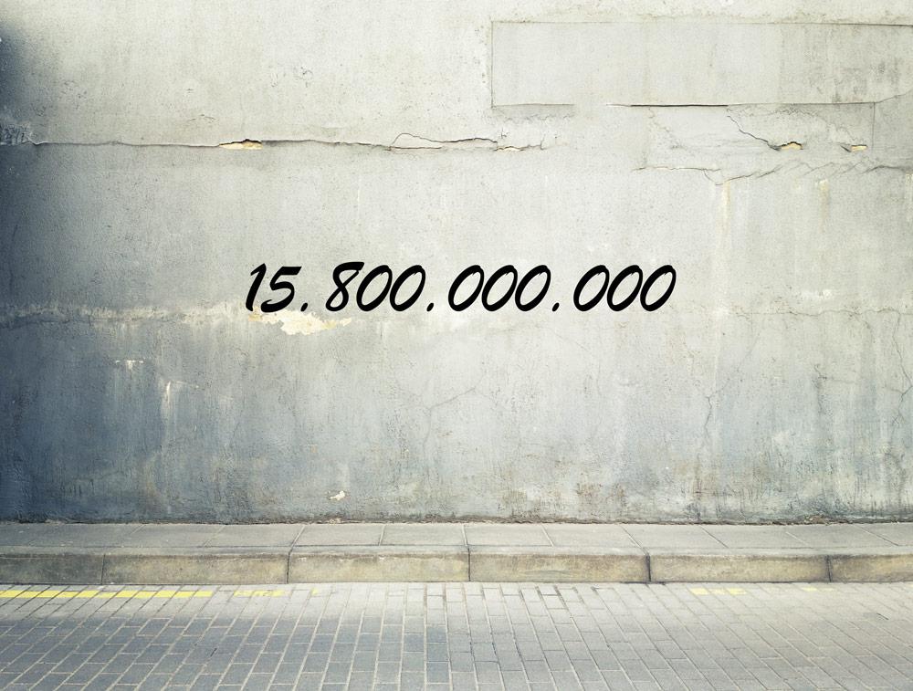 Zahl des Monats September 2020